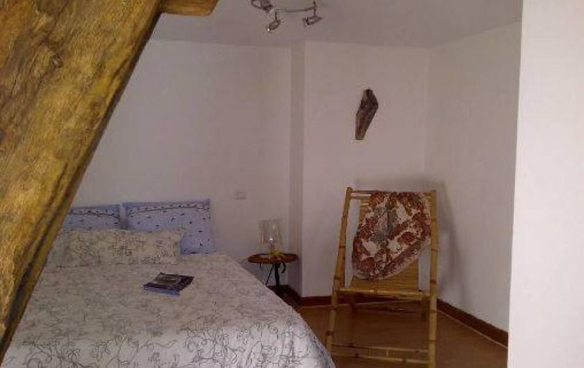 Location de vacances - Maison - Villa à Viserny - 1ere chambre