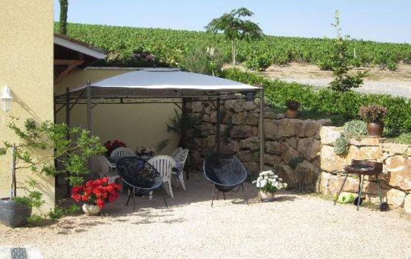 Location de vacances - Gîte à Régnié-Durette