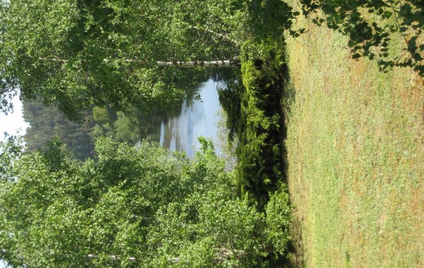 Location de vacances - Chalet à Le Malzieu-Ville - Chalet avec vue sur la Truyère