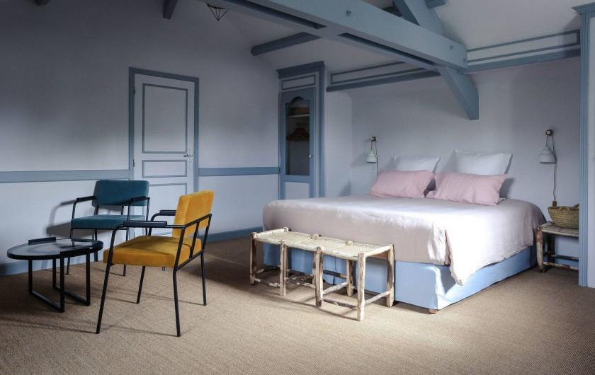 Location de vacances - Hôtel - Auberge à Brantôme - Junior Suite