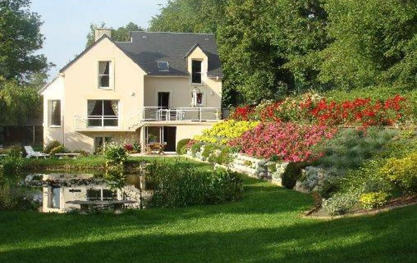 Location de vacances - Gîte à Arromanches-les-Bains - Le Vallon