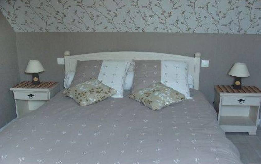 Location de vacances - Gîte à Arromanches-les-Bains - Chambre n°1