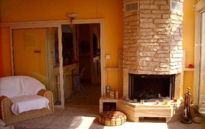 Location de vacances - Appartement à Carry-le-Rouet