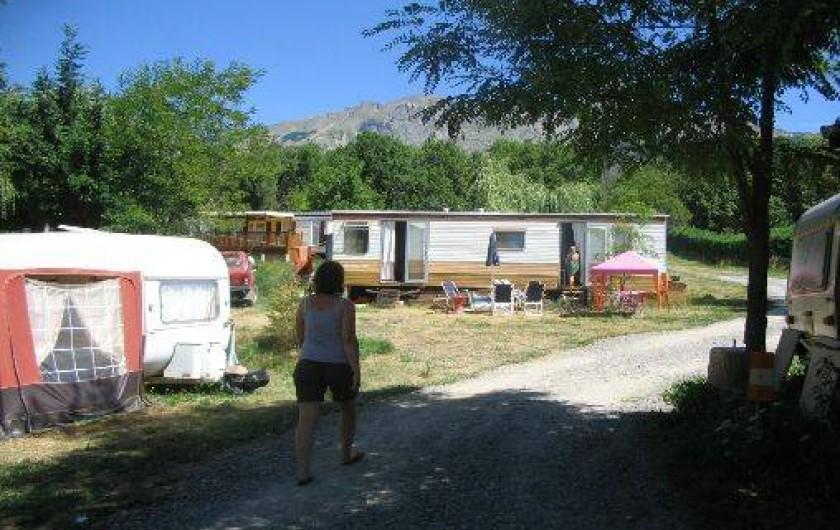 Location de vacances - Chalet à Chorges