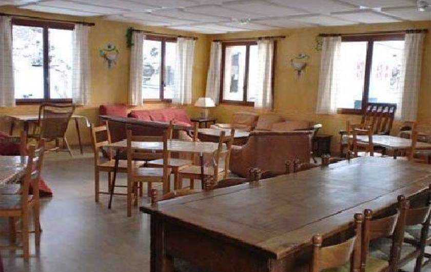 Location de vacances - Gîte à La Ferriere