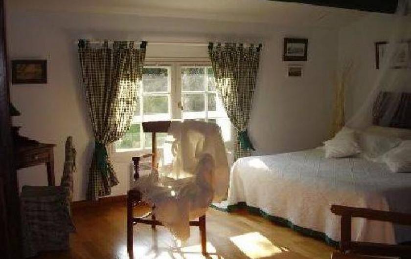 Location de vacances - Chambre d'hôtes à Velluire - Chambre Marais
