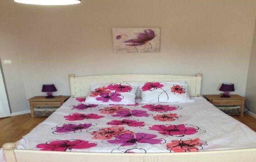 Location de vacances - Villa à Plouhinec - Chambre étage 140