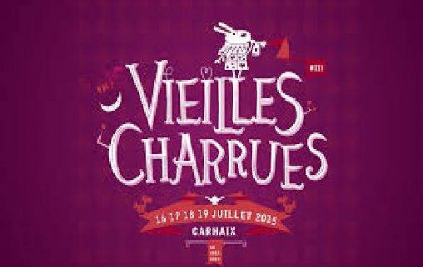 Location de vacances - Villa à Plouhinec - Festival des vieilles charrues