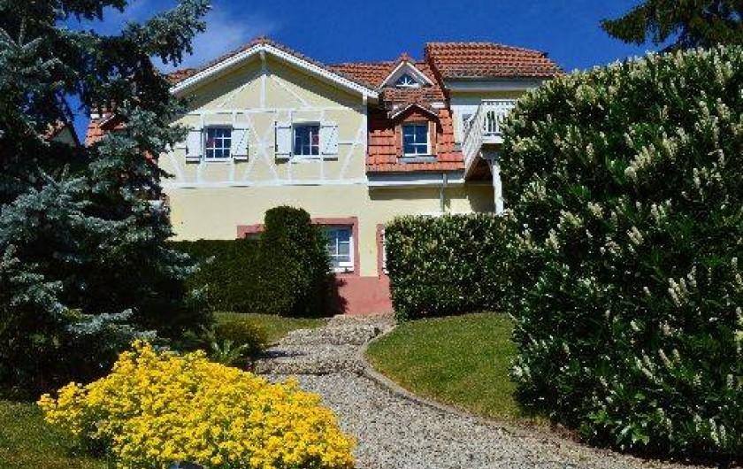 Location de vacances - Appartement à Thannenkirch