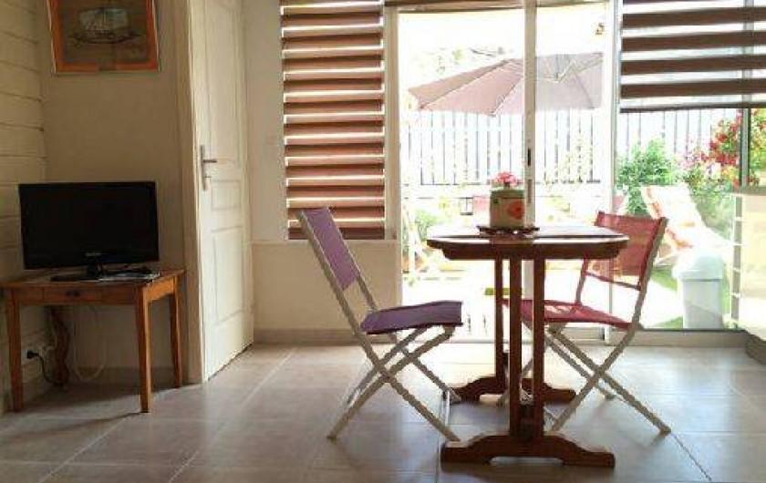 Location de vacances - Studio à Cagnes-sur-Mer