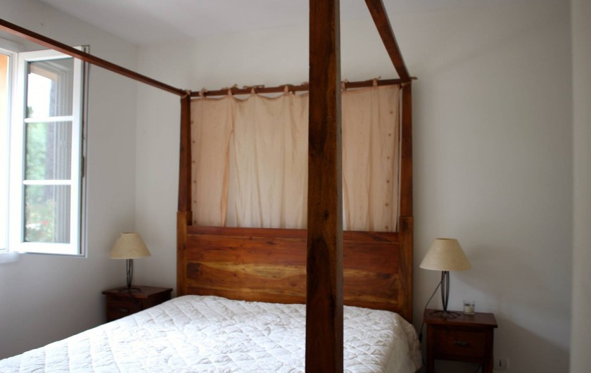Location de vacances - Villa à Gassin - chambre 1