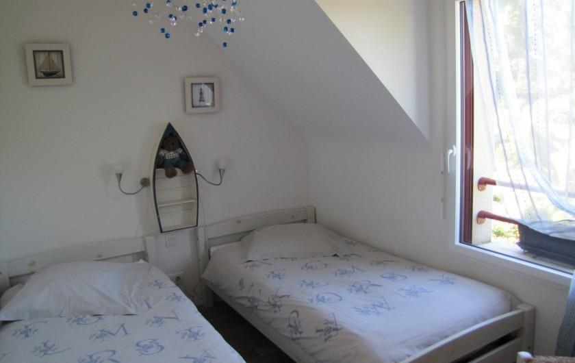 Location de vacances - Gîte à Baden - La chambre enfants