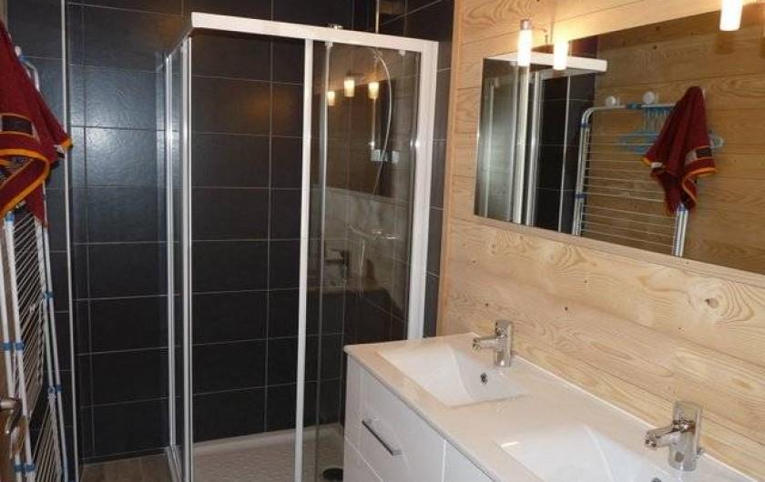 Location de vacances - Appartement à Vaujany - SALLE DE BAIN