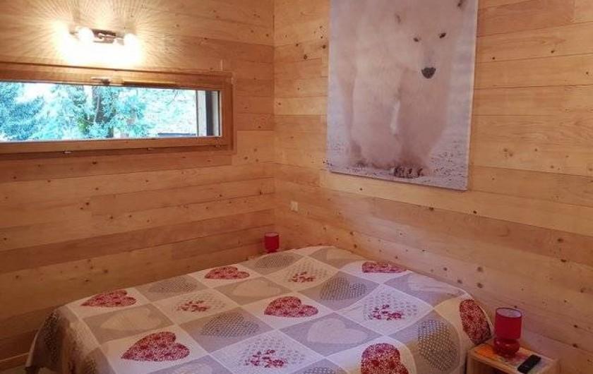 Location de vacances - Appartement à Vaujany - SUITE PARENTALE