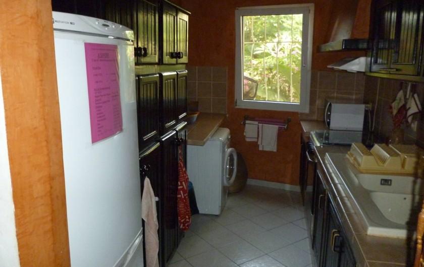 Location de vacances - Villa à Saly - CUISINE