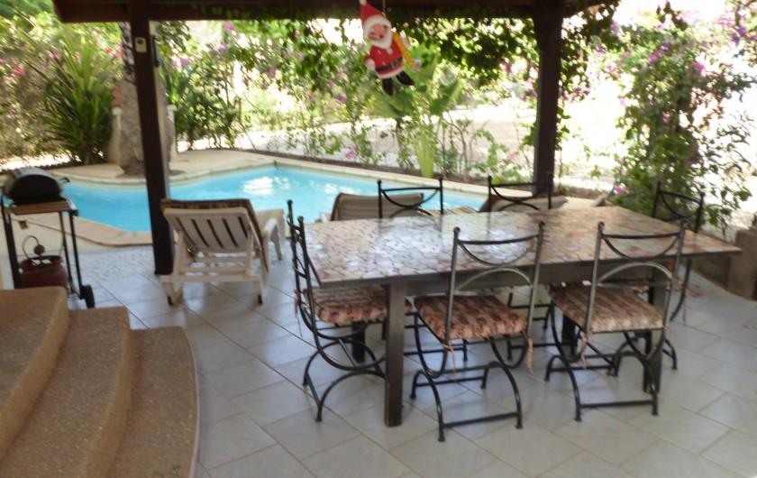 Location de vacances - Villa à Saly - TERRASSE