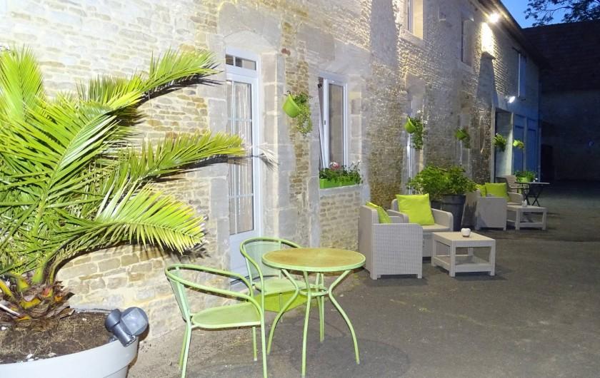 Location de vacances - Chambre d'hôtes à Bréville-les-Monts