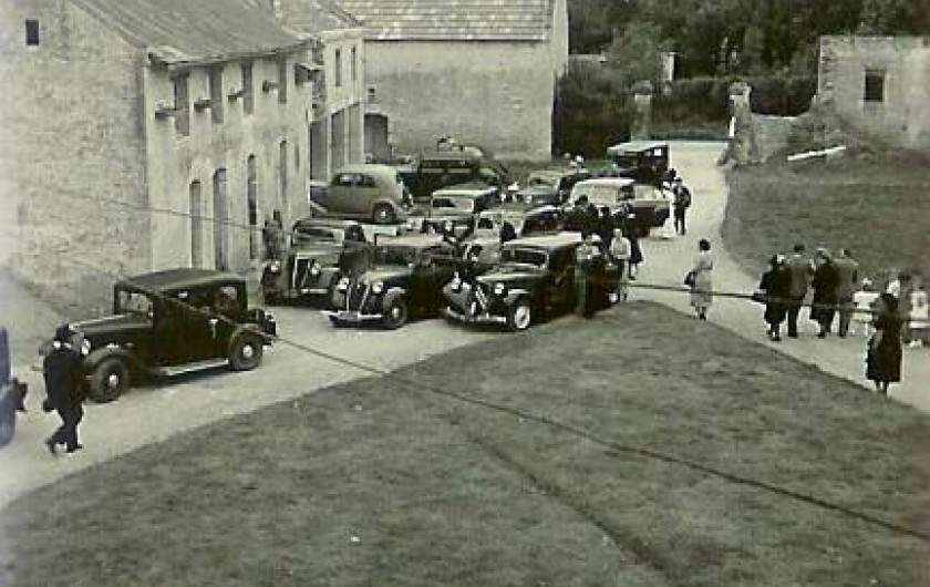 Location de vacances - Chambre d'hôtes à Bréville-les-Monts - maison en 1947