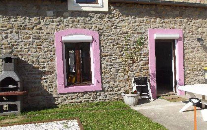 Location de vacances - Gîte à La Capelle-lès-Boulogne