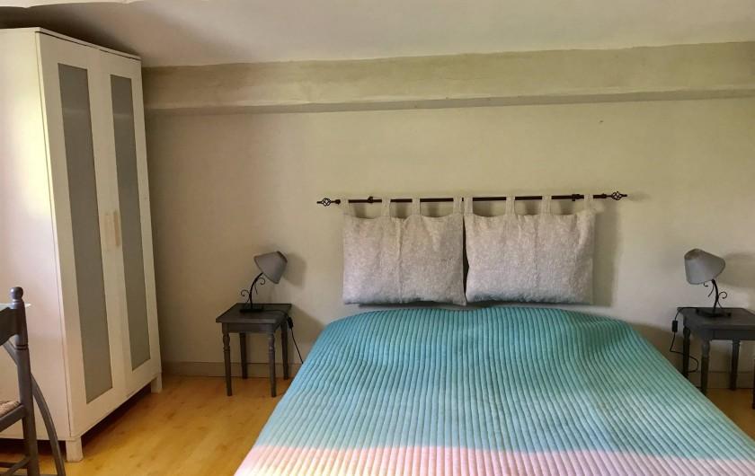 Location de vacances - Villa à Juan les Pins - Chambre 3