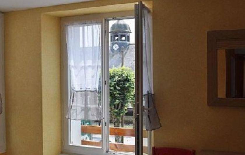 Location de vacances - Appartement à Le Faouët