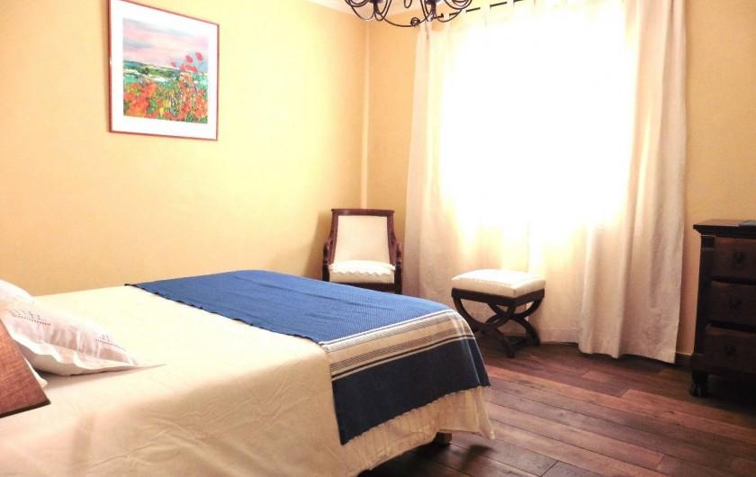 Location de vacances - Villa à Saint-Raphaël - Chambre 4  au 1er étage
