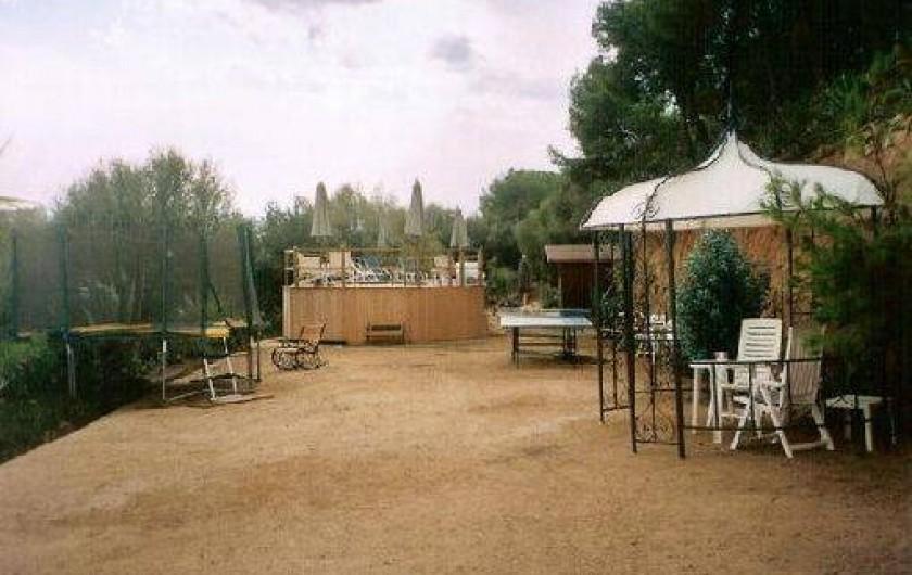Location de vacances - Villa à Sagone