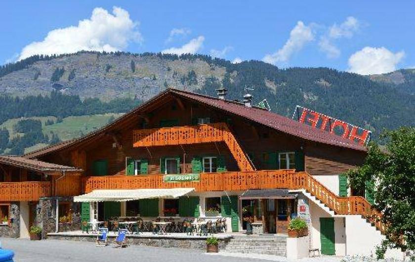 Location de vacances - Hôtel - Auberge à Praz-sur-Arly