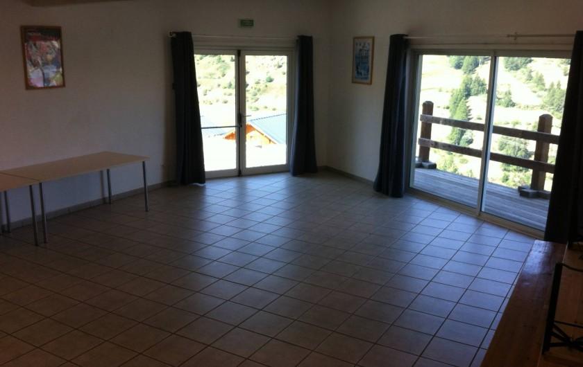 Location de vacances - Centre de vacances à Vars - Salle Activités 2