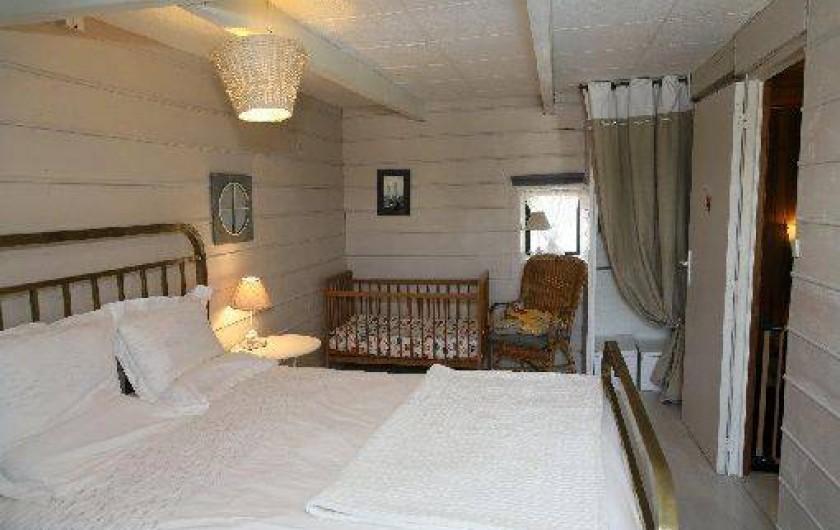 Location de vacances - Villa à Plougourvest