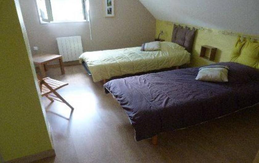 Location de vacances - Gîte à Muides-sur-Loire - chambre enfants