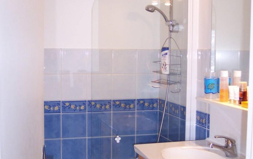 Location de vacances - Appartement à Courchevel 1650 (Moriond) - Salle de bains