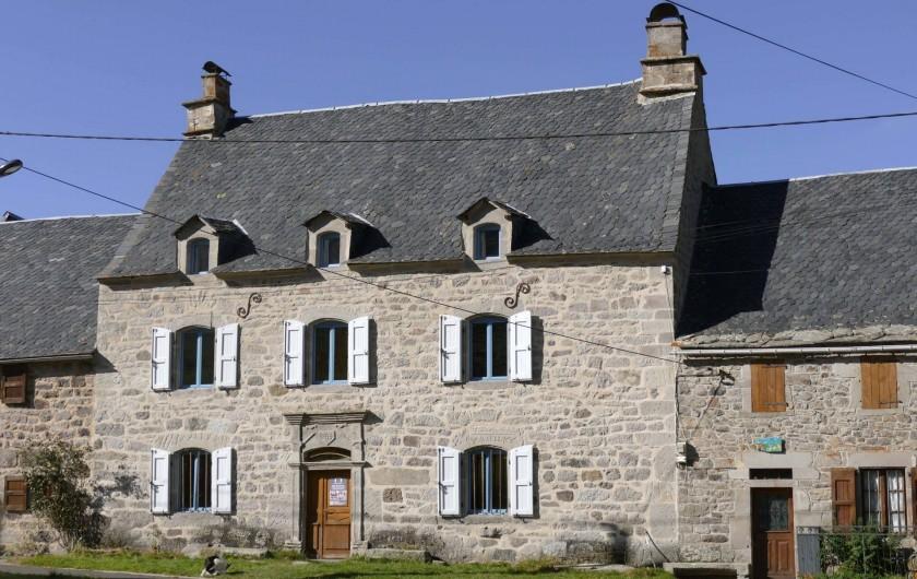 Location de vacances - Mas à Lavigerie - La maison