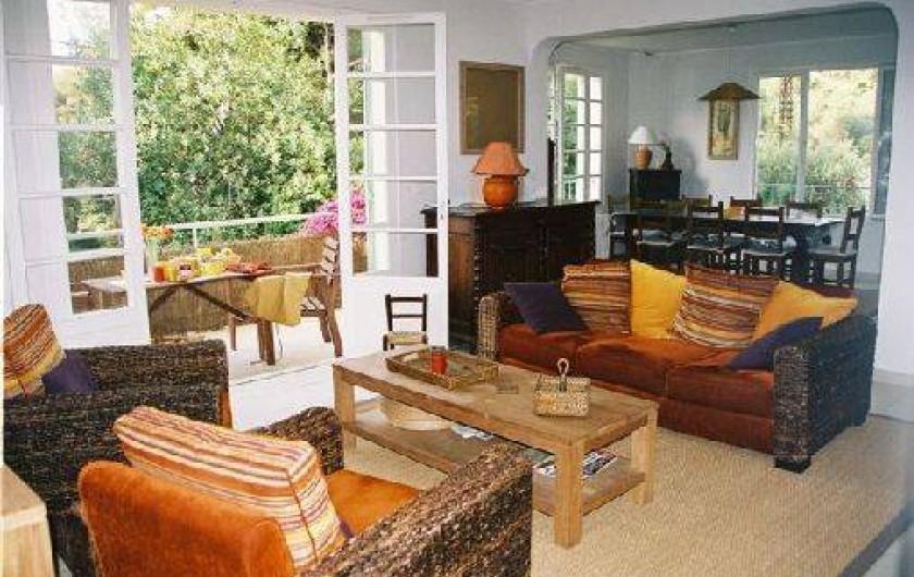 Location de vacances - Villa à Hyères