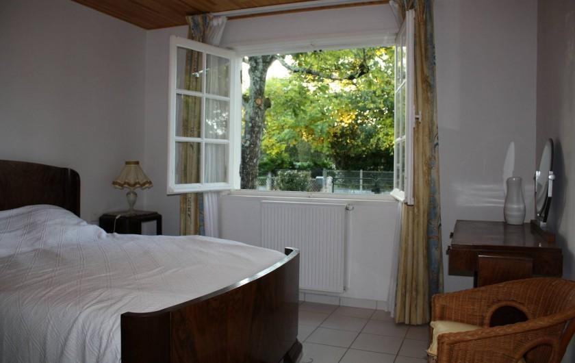 Location de vacances - Villa à Andernos-les-Bains - Chambre 1
