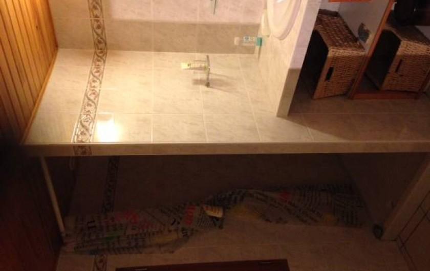 Location de vacances - Villa à Andernos-les-Bains - Salle de douches