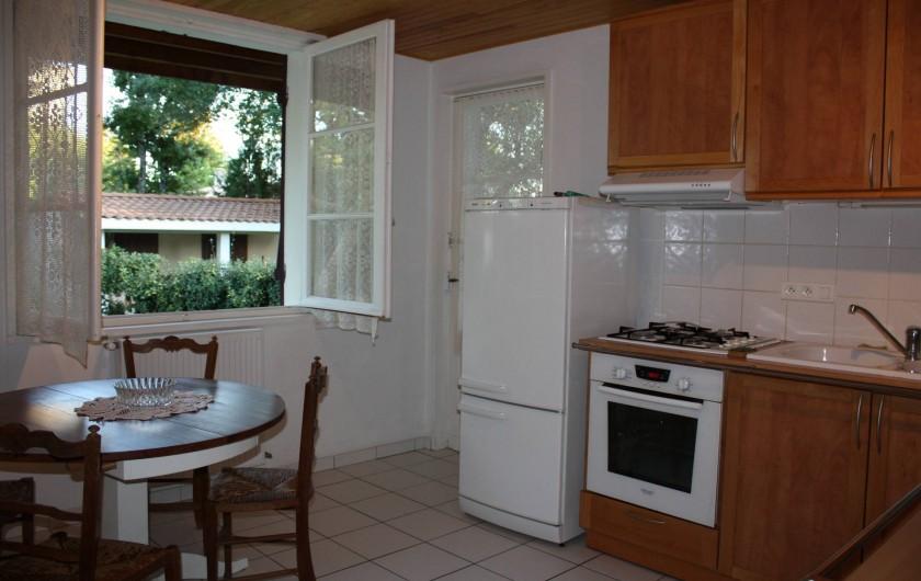 Location de vacances - Villa à Andernos-les-Bains - Cuisine indépendante
