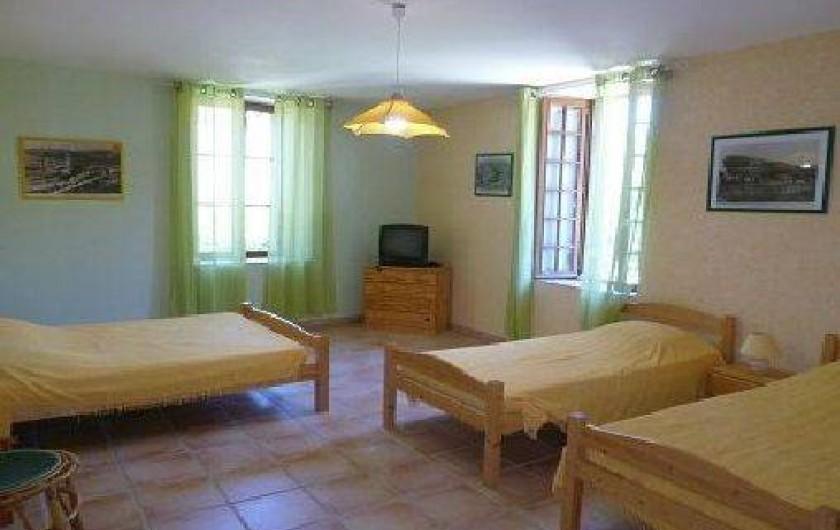 Location de vacances - Villa à Lagrasse