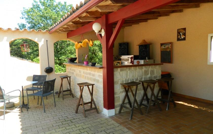 Location de vacances - Chambre d'hôtes à Saint-Géry - BAR