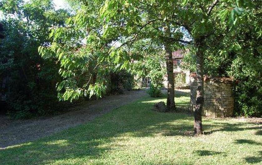 Location de vacances - Gîte à Sainte-Cécile