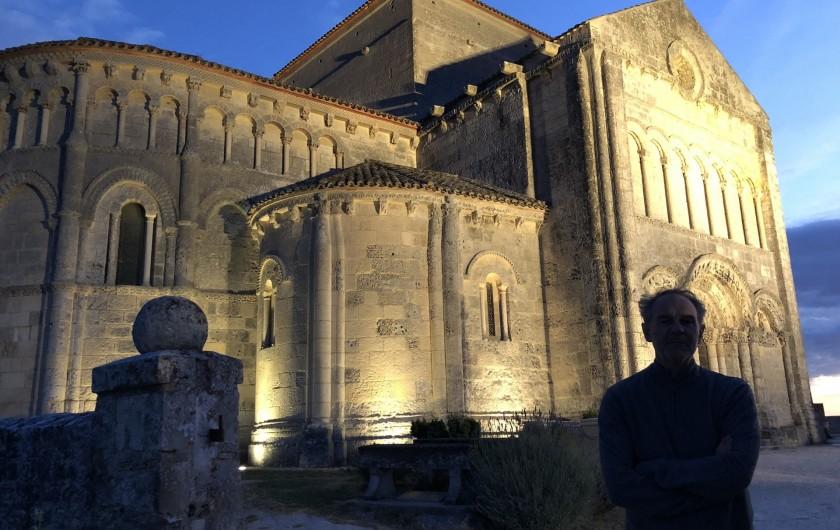 Location de vacances - Villa à Royan - Talmont sur Gironde