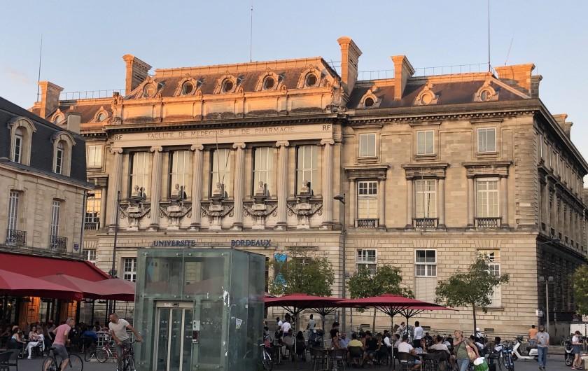 Location de vacances - Villa à Royan - centre ville de Bordeaux