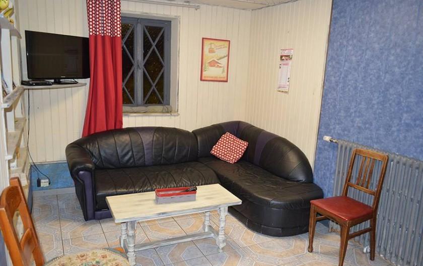 Location de vacances - Chalet à Le Grand Valtin - Salon