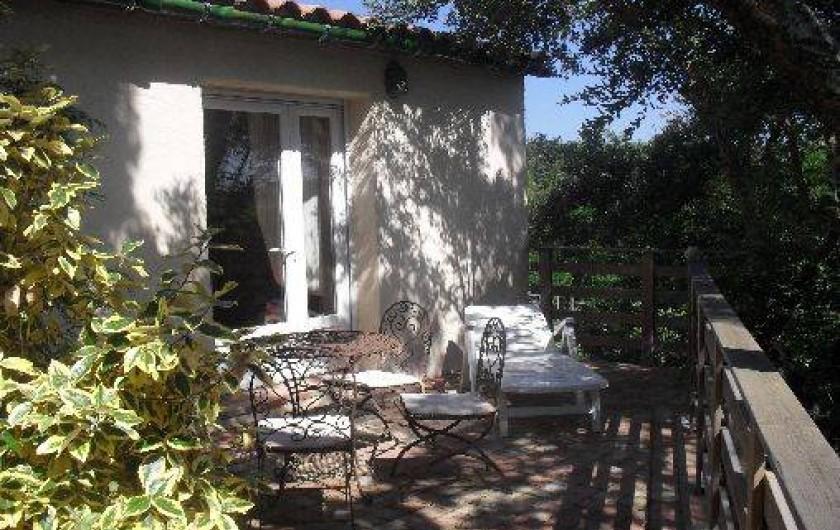 Location de vacances - Gîte à Saint-Jean-Pla-de-Corts