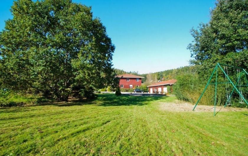 Location de vacances - Maison - Villa à Ban-de-Laveline - VUE EXTERIEURE