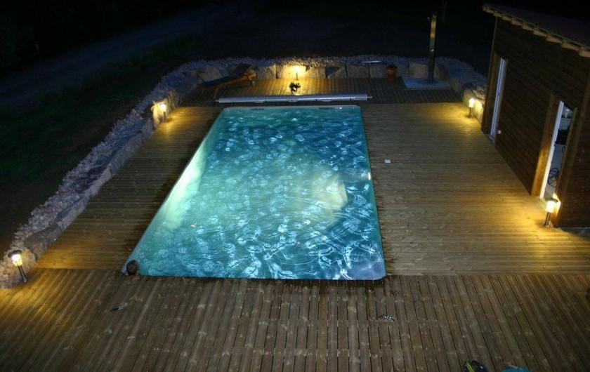 Location de vacances - Maison - Villa à Ban-de-Laveline - PISCINE