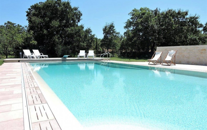 Location de vacances - Maison - Villa à Cisternino - Piscine Privée splendide