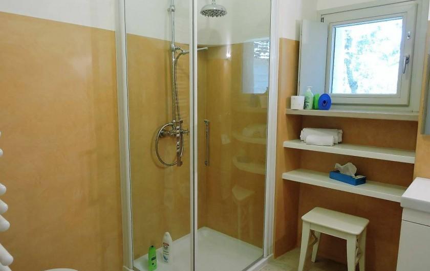 Location de vacances - Maison - Villa à Cisternino - Salle de douche