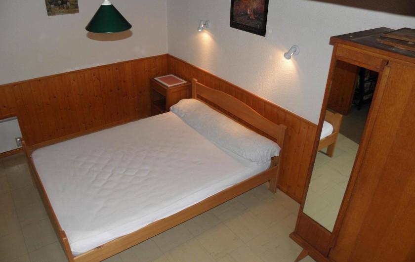 Location de vacances - Maison - Villa à Thiéfosse - Chambre au rez-de-chaussée