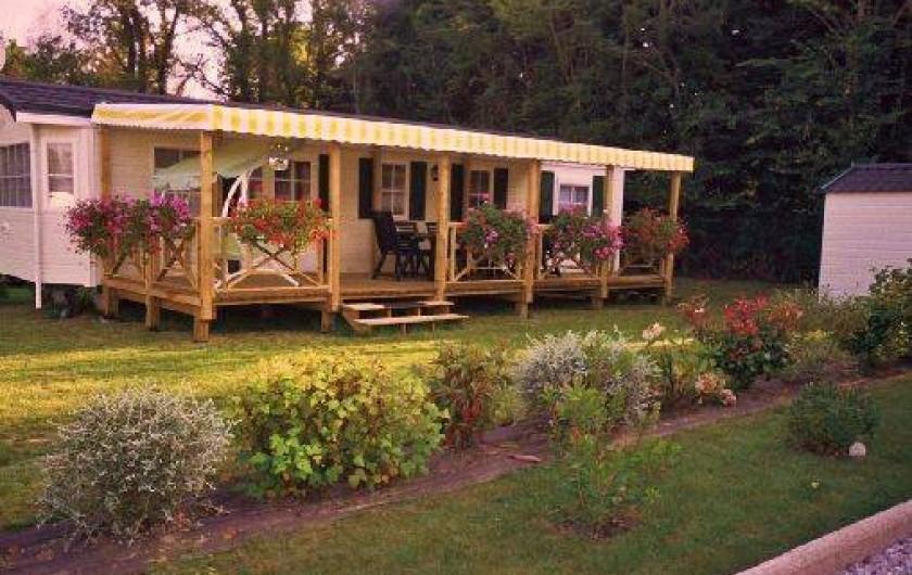 Location de vacances - Camping à Moëlan-sur-Mer